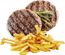 Burger & french